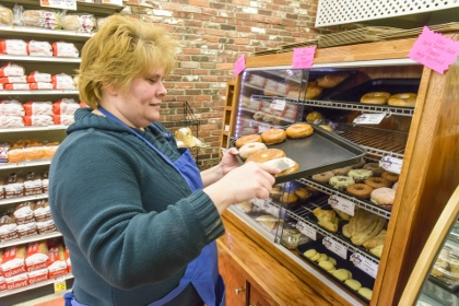 Satisfy your sweet tooth at our local bakery